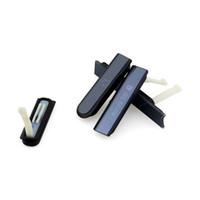 Wholesale Earphone Jack Usb Port - For Sony Xperia Z SIM Card + Earphone Jack + Micro SD + USB Charging Slot Port usb dust plug dust cover For Xperia Z L36h L36