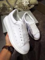 suelas de goma al por mayor-Moda hombre mujer diseñador de zapatos de gran tamaño vestido zapatillas suela de goma con caja original zapatillas tamaño 38-46