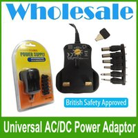 Wholesale Wholesale China Dc - Universal Mains AC DC Power Adaptor Supply Plug Charger 3v 4.5v 6v 7.5v 9v 12v