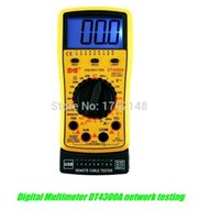 Wholesale Network Multimeter - Digital Multimeter DT4300A network testing