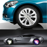 Wholesale Led Car Li - Latest Hot Selling Car Wheel LED Light 40 LEDs RGB Color GIF Animation Li-battery DIY Programmable Video Demo Instructioin Factory Wholesale