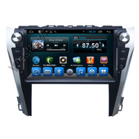 Wholesale Gps Navigation Systems For Toyota - Automotivos car dvd audio radio gps navigation system with wifi audio 3g touchscreen for Toyota Camry 2015 Europe
