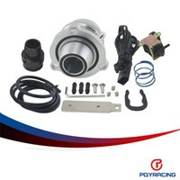 Wholesale Fsi Audi - PQY RACING-Turbo Dump Valve BOV Blow off valve Kit For Audi VW 2.0T FSI TSI Engines With Engraved LOGO PQY5762