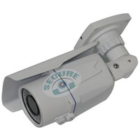Wholesale High Definition Video Surveillance - Free Shipping Newly Designed Best CCTV Video Monitor Camera High Definition IR Waterproof Weatherproof Security Surveillance Bullet Camera