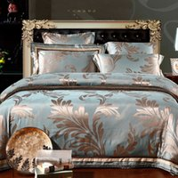 Wholesale red floral sheets bedding resale online - MFH Mordern Luxury bedding sets designer bed linen lace duvet covers bedclothes cotton sheets king size Christmas Quality