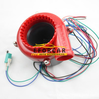 Wholesale universal car parts for sale - Group buy Universal Auto Parts Car Fake Dump Valve Electronic Turbo Blow Off Valve Sound Blow Off Analog Sound