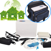 Wholesale Battery Oxygen - CE Portable Oxygen Concentrator Generator Home Travel Car Oxygen Concentrator 3L With battery