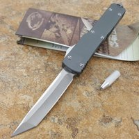 9 modelos ut121 ultratech 121 double action gray tanto Caça Folding Pocket Knife com ferramenta Xmas gift for men 1pcs