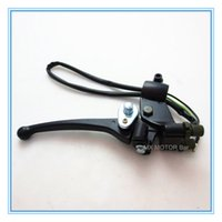 Wholesale Quad Drums - ATV-Quads Front Dual Drum Cable 2-function Brake Lever, 22mm handle tube are available Free shipping
