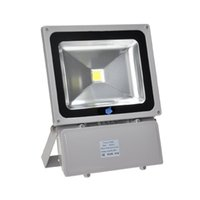 Wholesale Pure Security - AC85~265V Top Fashion LED Flood Light 100W 100lm w Security Spotlight with Epistar LED 45 mil Pure White waterproof Single Chip