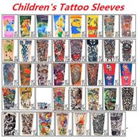 ingrosso simulazione del corpo-Manicotti del tatuaggio delle maniche del tatuaggio delle maniche del manicotto di simulazione dei manicotti del manicotto del tatuaggio di nuovo più popolari di stile di Multi Manicotto 2178 di Body Art