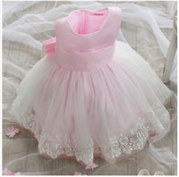 Wholesale Generation Lanterns - 2016 Hot Sale Regular Real Kids Dresses For Girls Girl Dress Autumn Wedding Children Princess Costumes Fluffy One Generation