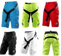 Wholesale Troy Designs - 5 Colors Wholesale NEW Motorcycle Motorbike Motorcross Shorts Troy Lee Designs *TLD outdoor shorts*