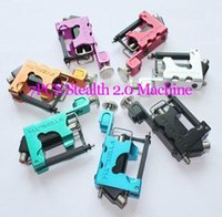 Wholesale Tatoo Machine Maquiagem Definitiva Stealth Tattoo Machine Generation Set Bearing Allen Keys Dhl