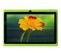 Wholesale Tablet 7inch Quad Core Phone - 1pcs phabets 7inch Quad core tablet android Q88 allwinner 512M 8GB bluetooth HD 1024*600 dual camera wifi 1.2GHZ