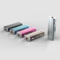 beste zigarettenmodi großhandel-Heißer Verkauf 100% ursprünglicher SMY35 Minikasten-Mods smy 35 mod 5W ~ 30W Watt bester Kastenmod. VS Mini Cloupor E Zigaretten mod