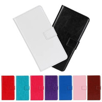 Wholesale Galaxy Express Covers - Galaxy Express 2  Core plus   Galaxy Trend lite  Galaxy ACE 3 Flip Wallet Retro ID Card Leather Case Cover For Samsung Trend Plus S7580