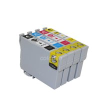 Wholesale ink cartridges for epson - Hot in North America,Replacement ink cartridge for XP-420 XP-424 XP-320 ,full set of T220 ink cartridge