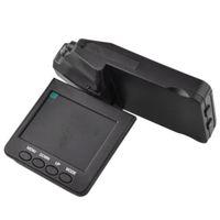 Wholesale Free Cam Recording - Car DVR 2.5 inch Car Dash cams recorder camera system black box H198 night version Video Recorder dash Camera 6 IR LED DHL free shipping