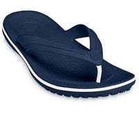 ingrosso flip flop blocca gli uomini-Uomo Donna Crocband Flip in resina Clog Flop Style Scarpe da spiaggia Unisex Sandalo Donna Pantofola Scarpe 8 colori NWT