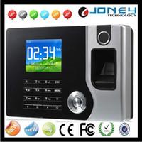 Wholesale Rfid Tcp Ip - 2.4 inch TFT display TCP IP biometric fingerprint rfid reader time attendance