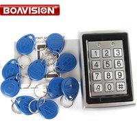 Wholesale Access Entry Systems - RFID Entry Door Lock Access Control System + 10 Keys