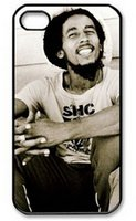 Wholesale Case 4s Bob - Bob Marley cell phone case for iPhone 4s 5s 5c 6 6s Plus ipod touch 4 5 6 Samsung Galaxy s2 s3 s4 s5 mini s6 edge plus Note 2 3 4 5