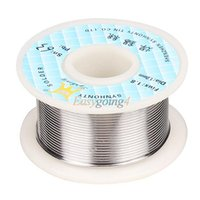 Wholesale Rosin Core Wire - EA14 1mm Flux 1.8% 63 37 Roll Rosin Core Tin Lead Soldering Solder Wire 50g