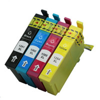 Wholesale Epson Stylus Workforce - free shipping 20PCS T1261 T1262 T1263 T1264 compatible Ink inkjet cartridges for epson stylus NX330 Workforce 520 60 435 printer