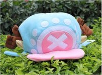 Wholesale One Piece Cosplay Chopper - Cute One Piece Chopper Cap Anime Plush Hat Funny Costume Cosplay Collection