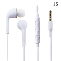 Wholesale Headphones Galaxy Note - Flat colorful In-Ear Earphone Headphone 3.5mm with Volume control and MIC Headset Earbuds For Samsung Galaxy S4 S5 I9600 Note 2 Note 3 N9000