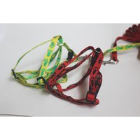 Wholesale Pet Clearance - Clearance Sale!!Embroidered Harness & Leash for Pet Puppy Cat Pet Supply Online Fast Shipment