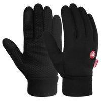 Wholesale Glove Touch Design - Waterproof Winter Warm Ski Gloves Windproof Outdoor Gloves Thick Warm Mittens Touch Screen Gloves Unisex Anti-slip Design