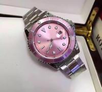 pulsera para hombre diamantes al por mayor-relogio Nuevo Estilo de la manera de Las Mujeres hombre Reloj de Señora de plata Reloj de pulsera de Diamantes Pulsera de Acero Cadena amante de Lujo Reloj de Alta Calidad cerradura plegable