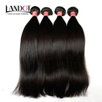Wholesale best straight weave hair for sale - Group buy 8A Best Quality Brazilian Human Hair Weaves Extensions Unprocessed Peruvian Malaysian Indian Cambodian Mongolian Straight Hair Bundles