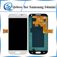No Dead Pixel per Samsung Galaxy S4 Mini i9190 Schermo LCD di ricambio Touch Digitizer Display