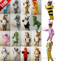 Wholesale Kids Cosplay Costumes Cheap - Wholesale-New Arrival 24 Styles Cheap Children Kids Animal Suit Cosplay Costume Fantasias Para Vestido De Festa Infantil