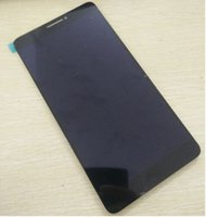 Wholesale Tablet Lcd Screen Repair - Wholesale- New 6.98inch LCD DISPLAY WITH TOUCH PANEL For Lenovo PHAB PB1-750N PB1-750M PB1-750 Tablet LCD Display Panel Screen Repair