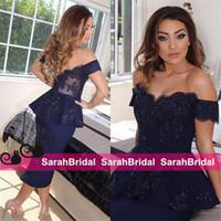 robes de mode arabe pour les femmes achat en gros de-Mode féminine Robes de cocktail pas cher Soirée Fête de Noël Robes Peplum Jupe crayon 2020 Nouvelle formelle arabe arabe Sexy Porter