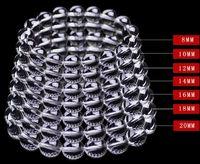 cristais naturais uk venda por atacado-Cristal Natural pulseira cadeia de mão fengshui anel de Noivado de casamento senhora atacado AU DE mulheres Paris EUR UK