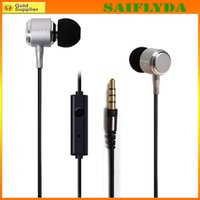 Wholesale Most Popular Headphones - Most popular smart phone headphone in-ear earphone universal cell phone headset