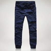 Wholesale Hot Slacks - Wholesale-Casual Mens Jogger Dance Sportwear Baggy Harem Pants Slacks Trousers Sweatpants Hot