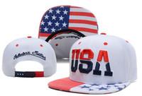 Wholesale Wholesale Seven Hats - Wholesale-SEVENTY SEVEN Snapback caps USA flag italy flag sports hats germany national flags star classic baseball hats Freeshipping