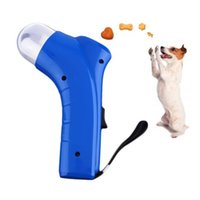 Wholesale Jump Watch Wholesale - 3pcs Dog Cat toy Food Treat Launcher Interactive Pet toys Fun watch dogs hunting trainings keen jump playing for dogs Pet products