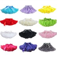 Wholesale Children S Brands Winter - Christmas children's skirts Girls tutu skirt kids Butterfly Ruffle Pettiskirt Child Mini Skirt princess skirts