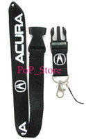 acura key al por mayor-Al por mayor - ENVÍO GRATIS Motor para automóvil Acura KEY Lanyard ID Holder para Party car-1