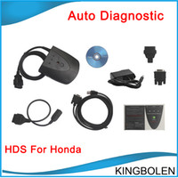 Wholesale Diagnosis Honda - 2017 A+ quality HDS For Honda Diagnosis System HDS HIM Diagnostic Interface Programmer For Honda And Acura DHL Free Shipping