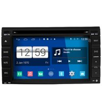 Winca S160 Android 4.4 Système Car DVD GPS Headunit Sat Nav pour Nissan Rogue 2008 - 2012 avec 3G Host Wifi Radio Stereo