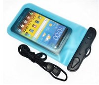 Plastic blackberry offers - Arrival Special Offer for Samsung for Htc for Blackberry for Nokia Plastic Waterproof Mobile Phone Case waterproof Bag pvc Case Bag
