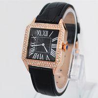 Wholesale Hours Brand - 2017 Fashion Relogio Feminino Ladies Quartz Watch Brand Women Leather Dress Wristwach Hours Casual Clock Relojes Mujer free shipping